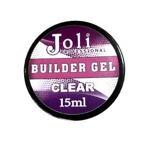 Гель для моделирования Builder Gel (сlear) Joli Professional 15ml
