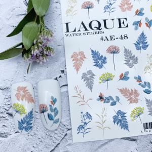 48 Слайдер дизайн LAQUE AE