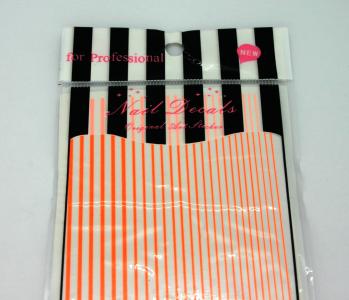 Эластичные полосы 3D Неон оранж