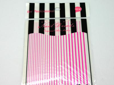 Эластичные полосы 3D Неон розовый