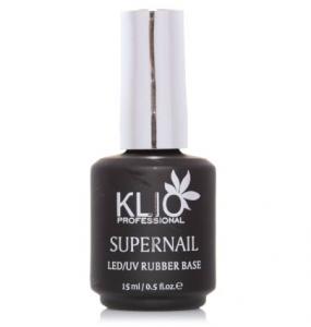 База каучуковая Supernail Klio Professional 15мл