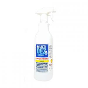 МультиДез - ТефлексА Лимон д/мытья поверхн. (триггер) 1л