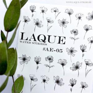 05 Слайдер дизайн LAQUE AE