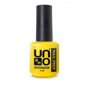 Дегидратор для ногтей Nail Prep UNO 15мл