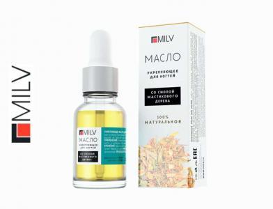 Масло для кутикулы MILV Natural Oil 15мл