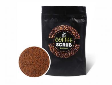Лимфодренажный сахарный скраб для тела Coffeе RIO PROFI 150мл