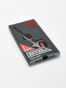NN_S-02W Ножницы для кутикулы (107мм). Изогнутые ручки