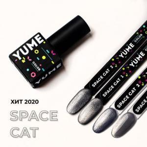 02 Гель лак YUME Space cat 8ml