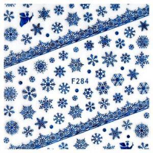 284F Наклейка для дизайна