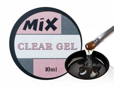 Гель моделирующий прозрачный Clear Gel MIX 10ml