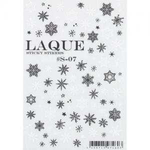 S-07 Слайдер дизайн LAQUE Black+White