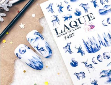 427 Слайдер дизайн LAQUE