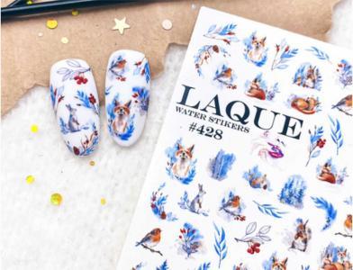 428 Слайдер дизайн LAQUE